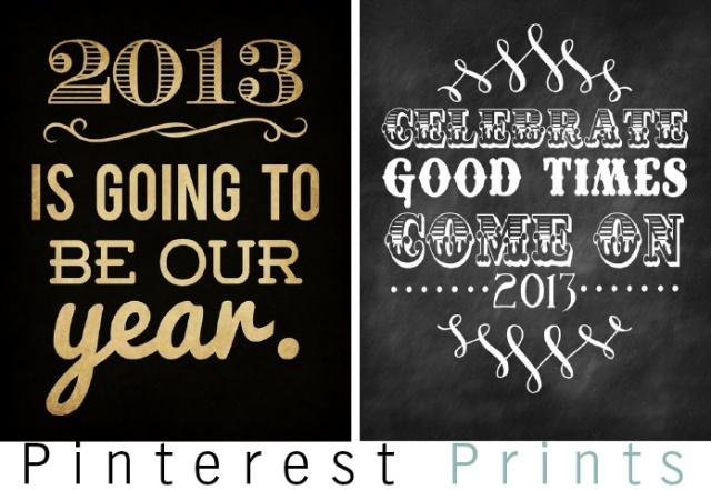 PinterestPrints2013